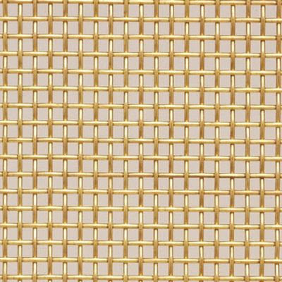 Brass woven wire cloth in Delhi